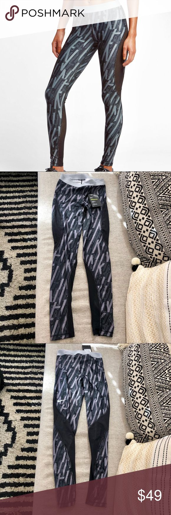 Nike Pro Leggings Hypercool, BRAND NEW, NEVER USED WITH TAGS Nike Pants Leggings