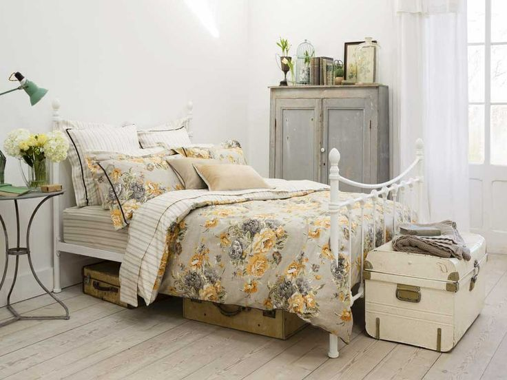 Christy S Bloomsbury Ochre Duvet Cover Would Love Fab In