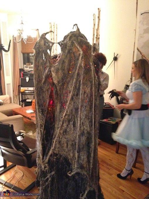 Angel of Death Grim Reaper - Halloween Costume Contest via @costume_works
