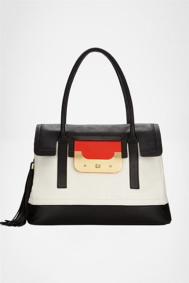 This @DVF bag