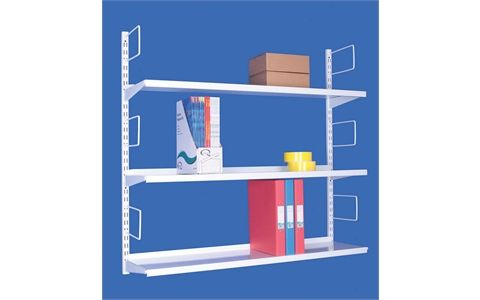 Storage Design Limited - Shelving & Racking - Home & Office Shelving - Spur Shelving - Spur Shelf Kits