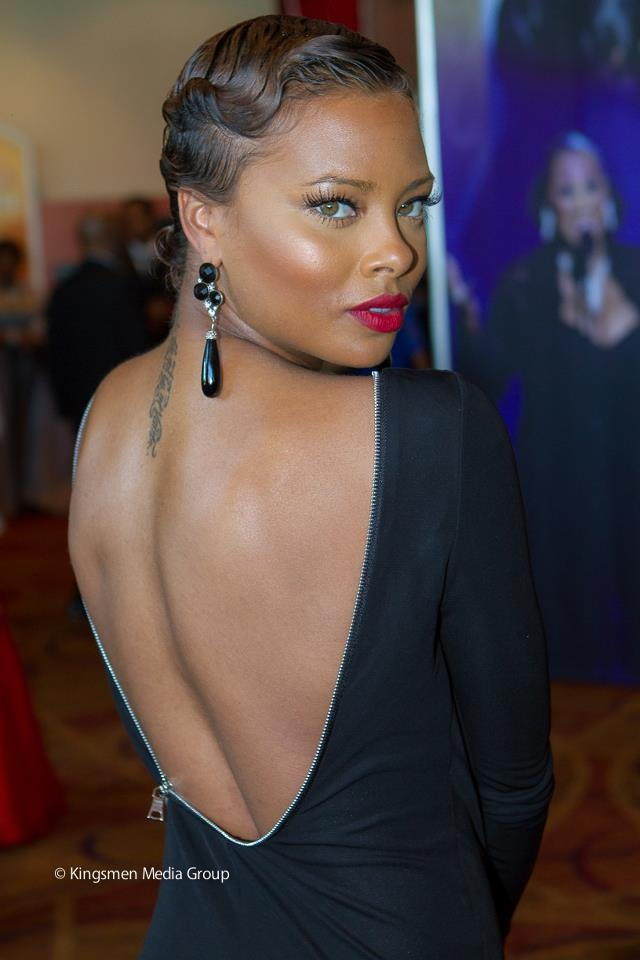 Eva Marcille Hair Cut Sharp Short Cuts