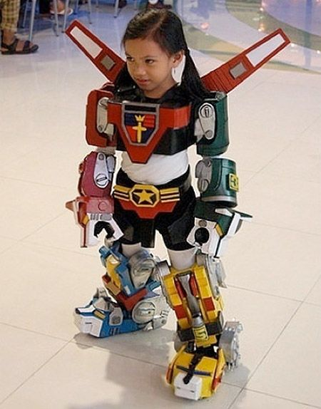 OMG I'm going to force my kids to wear cool costumes like this