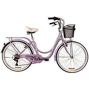 Oxford Bicicleta Aro 26 Metropolitan Lavanda | Falabella