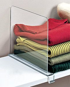 Products to help keep your closet organized and decluttered.