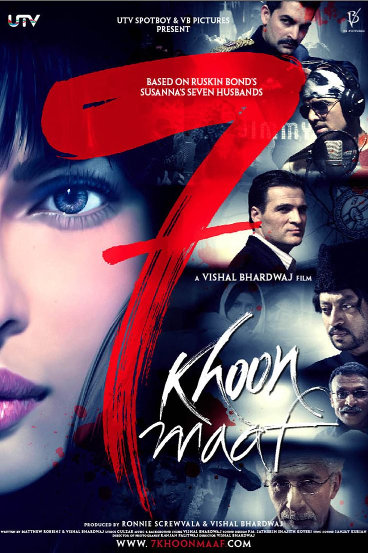 Directed by Vishal Bhardwaj Starring 	Priyanka Chopra Neil Nitin Mukesh John Abraham Irrfan Khan Aleksandr Dyachenko Annu Kapoor Naseeruddin Shah Vivaan Shah Usha Uthup Music by 	Vishal Bhardwaj Release dates 18 February 2011 Budget est ₹15 crore Box office est ₹20 crore Bollywood Viral Feedback: Poor  For more details on this you can visit us at http://www.bollywoodviral.in/videos