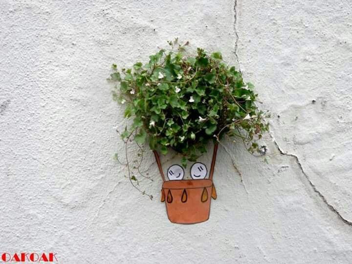 #art #urban #nature #paint
