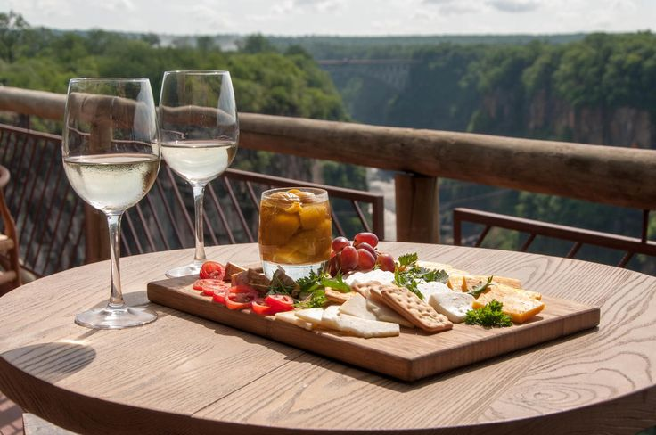 The Lookout Café - Lunch with a view #VictoriaFalls #ZambeziRiver #BatokaGorge #WildHorizons