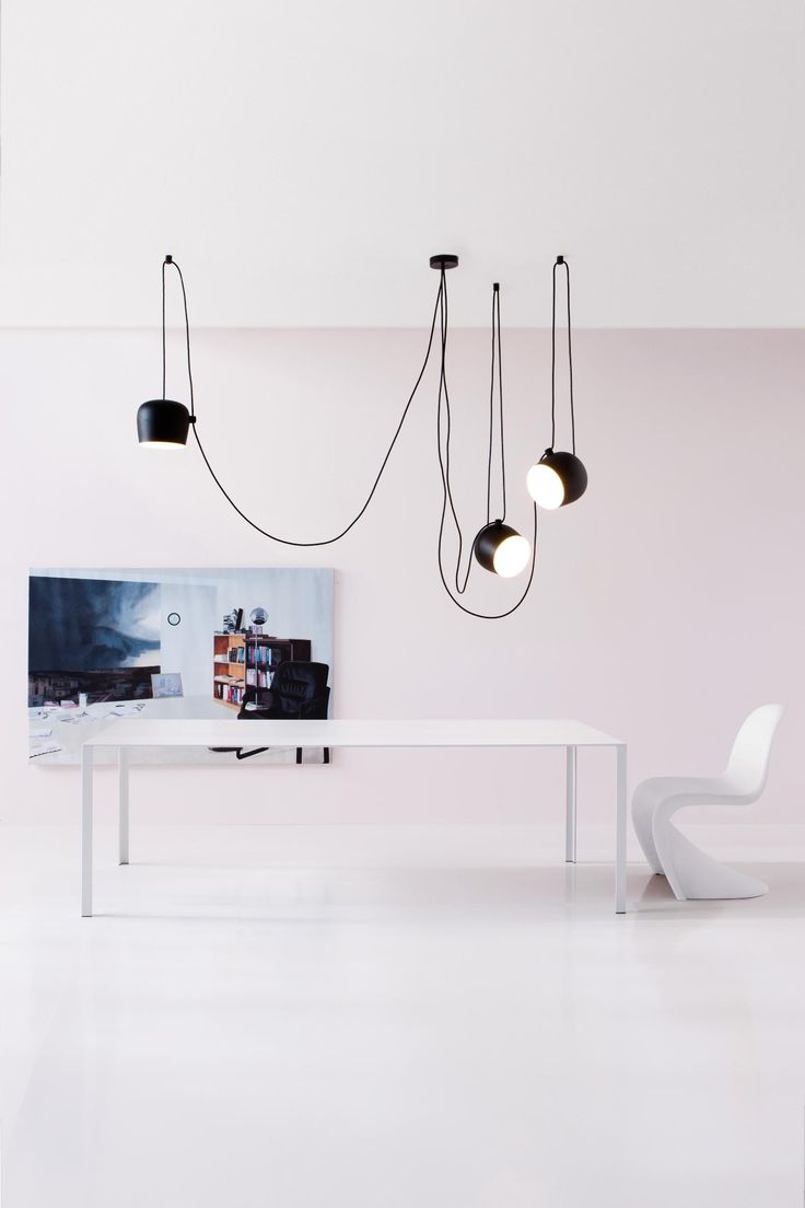 flos lighting nyc. A True Statement Design - The Flos AIM Suspension Light Lighting Nyc G