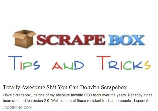 Pin by Tim Costello on Scrapebox | Seo tools, Totally