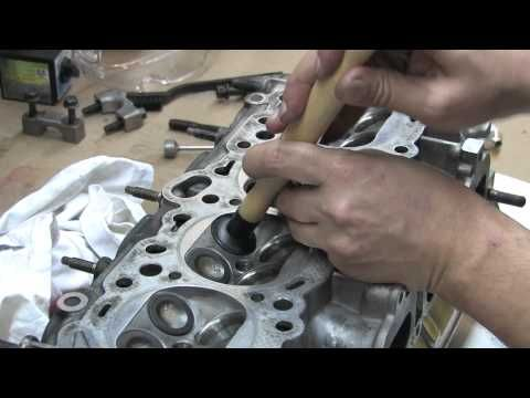My Best Method For Cleaning Head Gasket & Other Engine Surfaces - YouTube