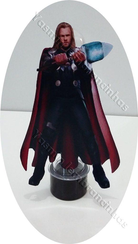 Tubete do Thor  Tamanho: Tubete de 13cm X 4cm    Decorado fica 14(altura) X 7.5 (largura).  Tampa vermelha.preta ou Branca