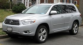 Still my favorite Toyota Highlander Limited 2009
