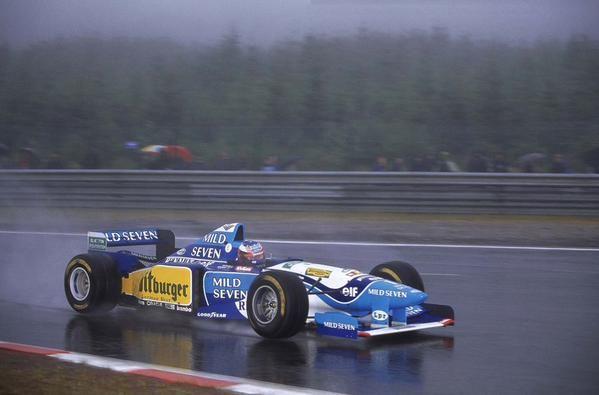 Michael Schumacher (Benetton-Renault)