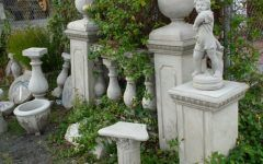 Yard Ornaments For Sale Include A Feeling Of Magic To Your Yard With Large Garden Statues