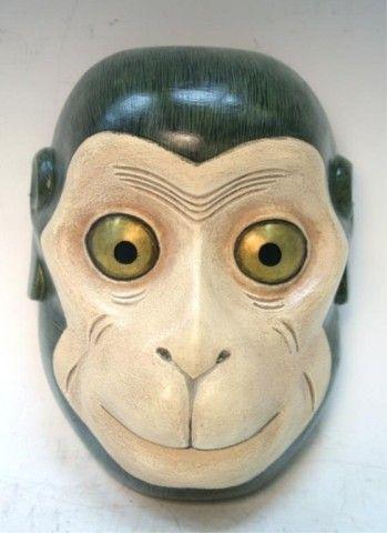 noh theatre masks - Google Search