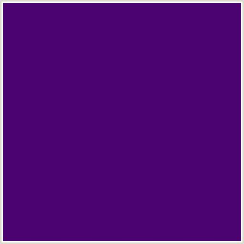 4a0370 hex color image blue diamond violet blue