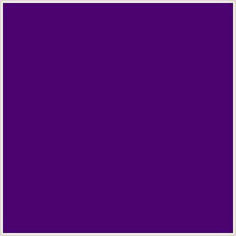 4a0370 hex color image blue diamond violet blue