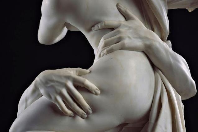 El mármol hecho carne.... La diosa de los infiernos: Perséfone