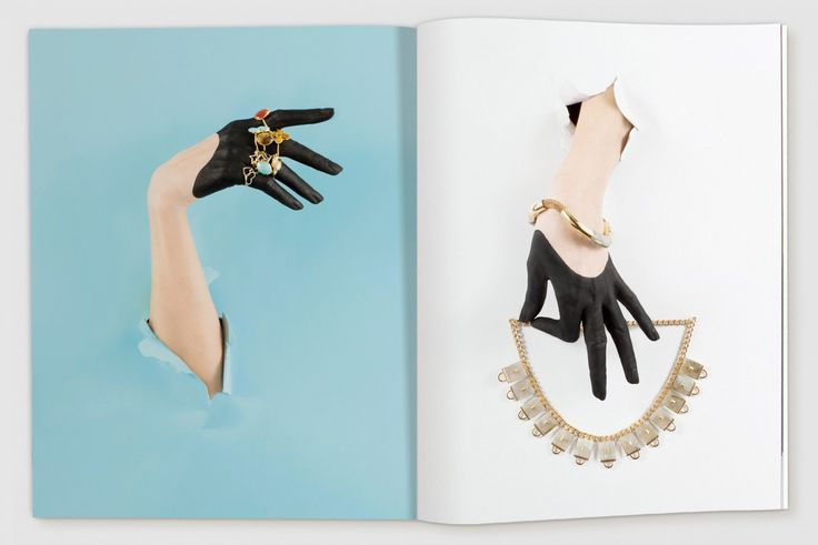 liberty magazine SS11 – jewellery Julie Rubio