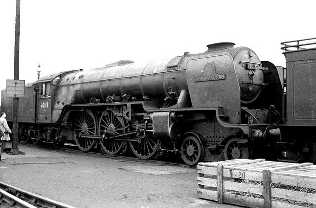 "L.N.E.R. Gresley/Thompson A1/1 4-6-2 #60113 ""Great Northern"""
