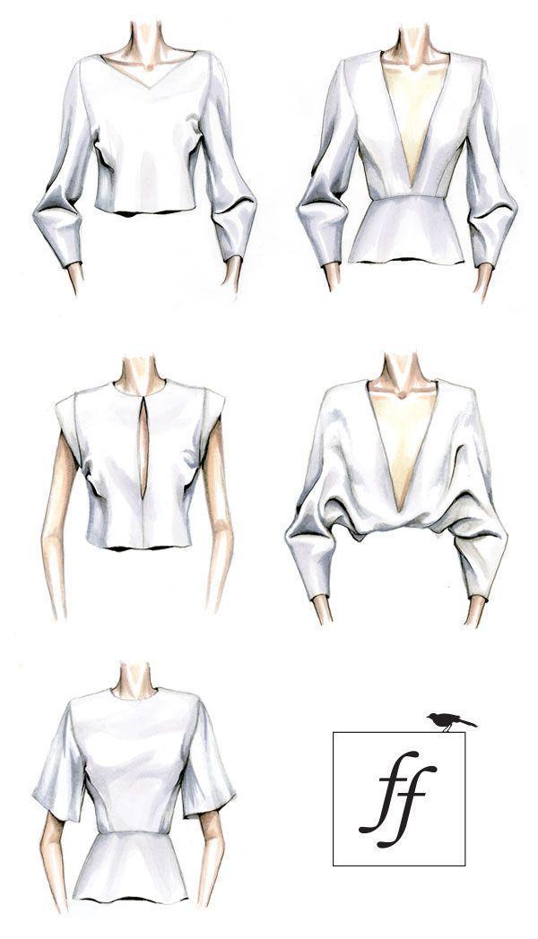 Erfahren Sie mehr über die Kreation eines Kleidungsstücks für verschiedene Märkte.