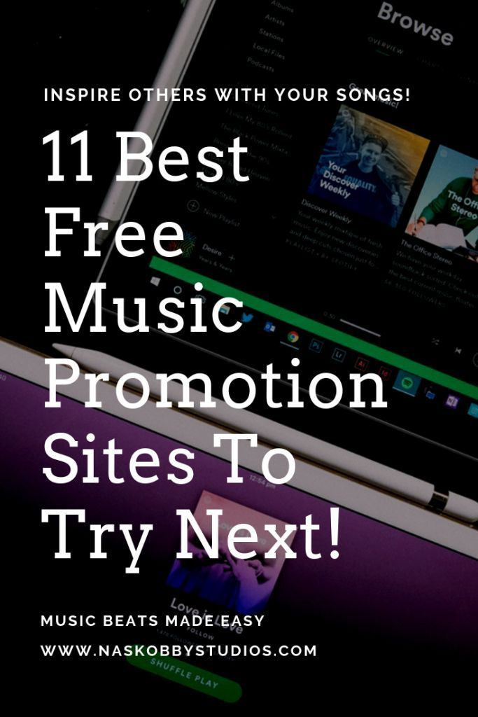11 Best Free Music Promotion Sites To Try Next | Musicians Group