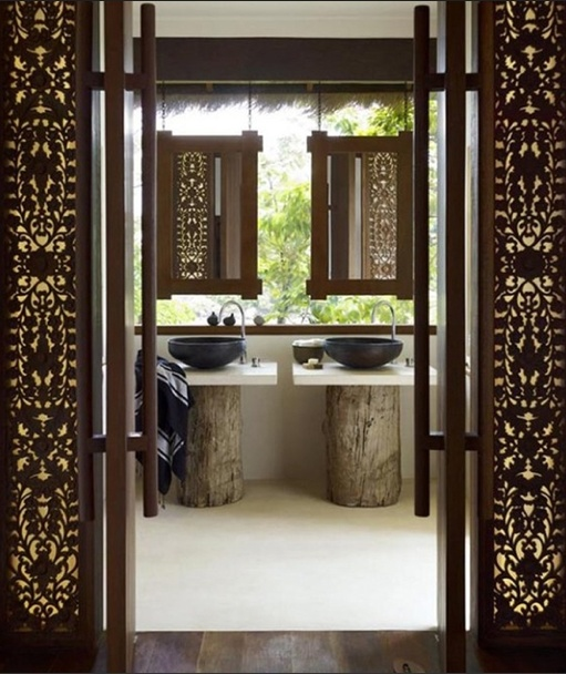 . Top 25 ideas about BATH  Exotic on Pinterest   Powder  Sinks and Tile
