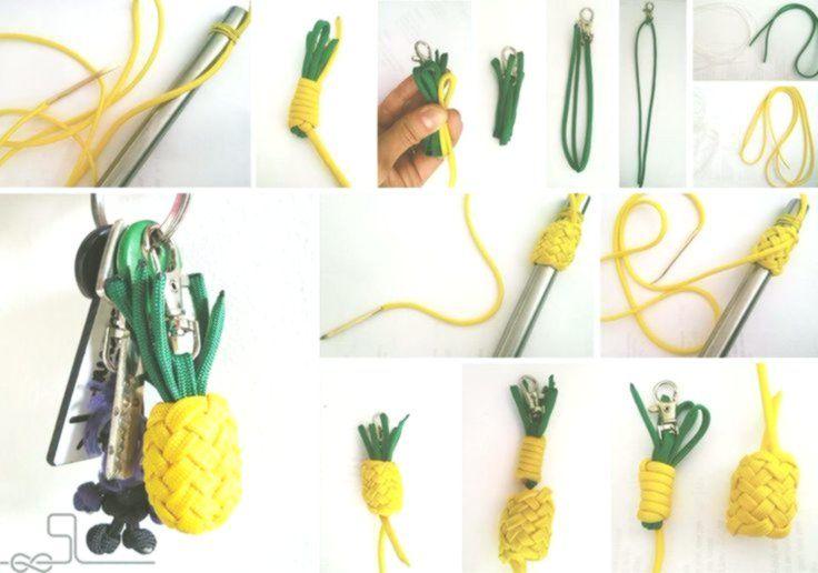 Paracord Ananas #häkeln #häkeln #amigurumi #amigurumis #handgemacht    – Love Yarn