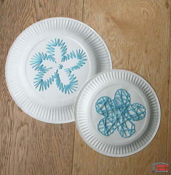 les 25 meilleures id es concernant assiettes en papier sur pinterest art assiette en papier. Black Bedroom Furniture Sets. Home Design Ideas