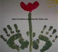 handprint crafts - Bing Images
