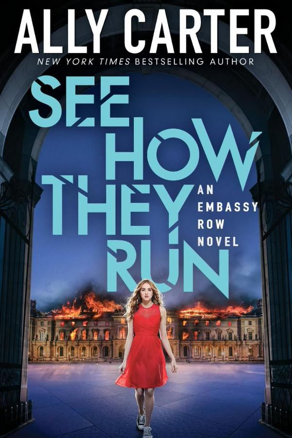 See How They Run (Embassy Row, #2) by Ally Carter: January 5th 2016 by Scholastic Press << Can't wait to read this one! The first is amazing