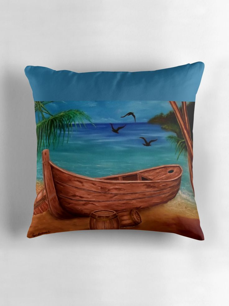Throw Pillow,  home,accessories,sofa,couch,decor,cool,beautiful,fancy,unique,trendy,artistic,awesome,fahionable,unusual,gifts,presents,for,sale,design,ideas,nautical,blue,brown,marine,boat,piratic,redbubble