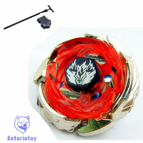 1pcs Beyblade Metal Fusion 4D set WING PEGASIS 90WF BB121A kids game toys children Christmas gift with launcher