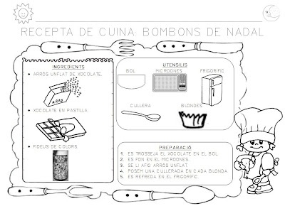 TALLER DE COCINA: BOMBONES DE NAVIDAD