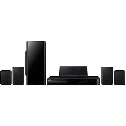 Samsung 1000 Watt 5.1-Channel 3D Smart Blu-ray Home Theater System