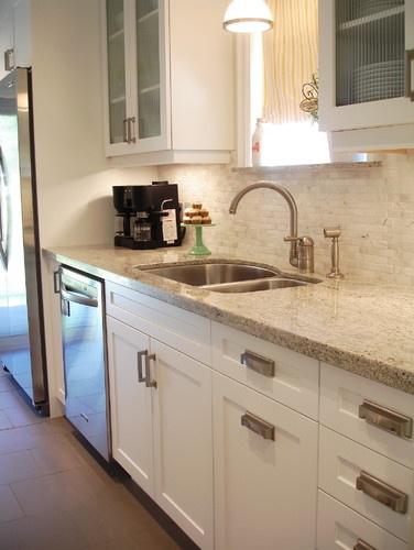 White Galley Kitchen Remodel 21 best kitchen remodel images on pinterest | dream kitchens
