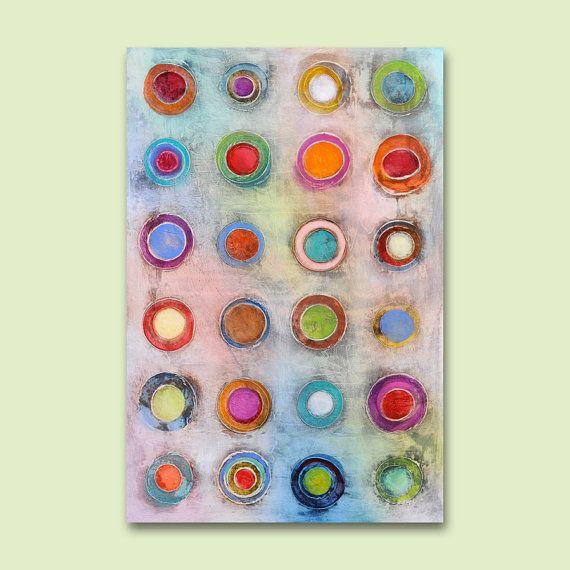 Original+abstrakte+Kunst+Malerei++36+x+24+von+AbstractBrush+auf+Etsy