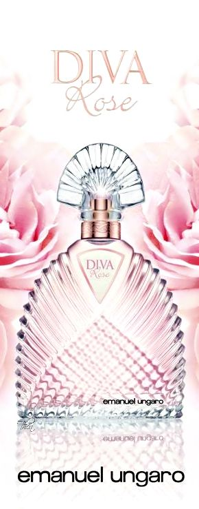 ~Diva Rose Perfume by Emanuel Ungaro | House of Beccaria