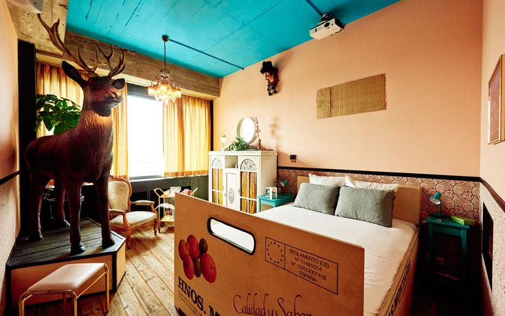 Read the Volkshotel, Amsterdam hotel review on Telegraph Travel. See great photos, full ratings, facilities, expert advice and book the best hotel deals.