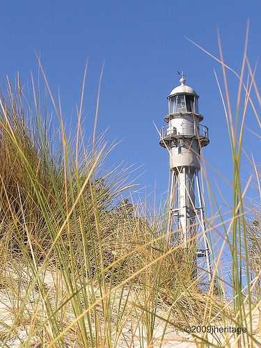 McCrae Lighthouse. Mornington Peninsula. Victoria. Australia.