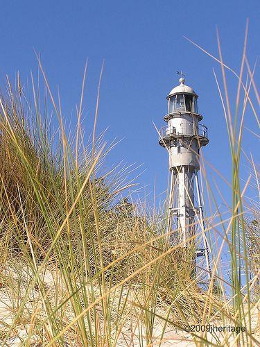 McCrae Lighthouse. Mornington Peninsula. Victoria. Australia.