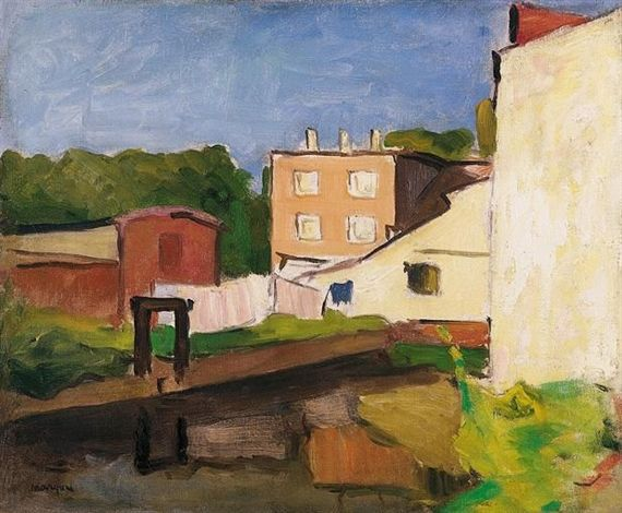 616 best images about albert marquet paintings on for Arcueil cachan maison des examens