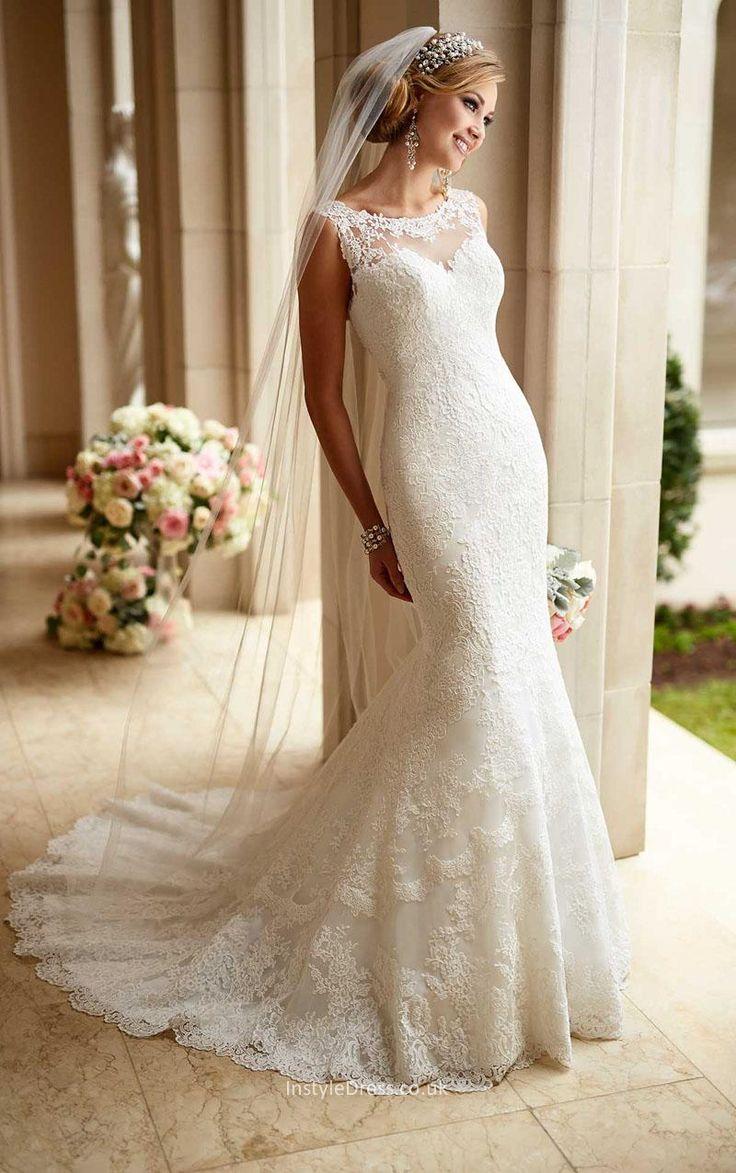 Ginger zee wedding dress   best Wedding dresses images on Pinterest  Groom attire Short