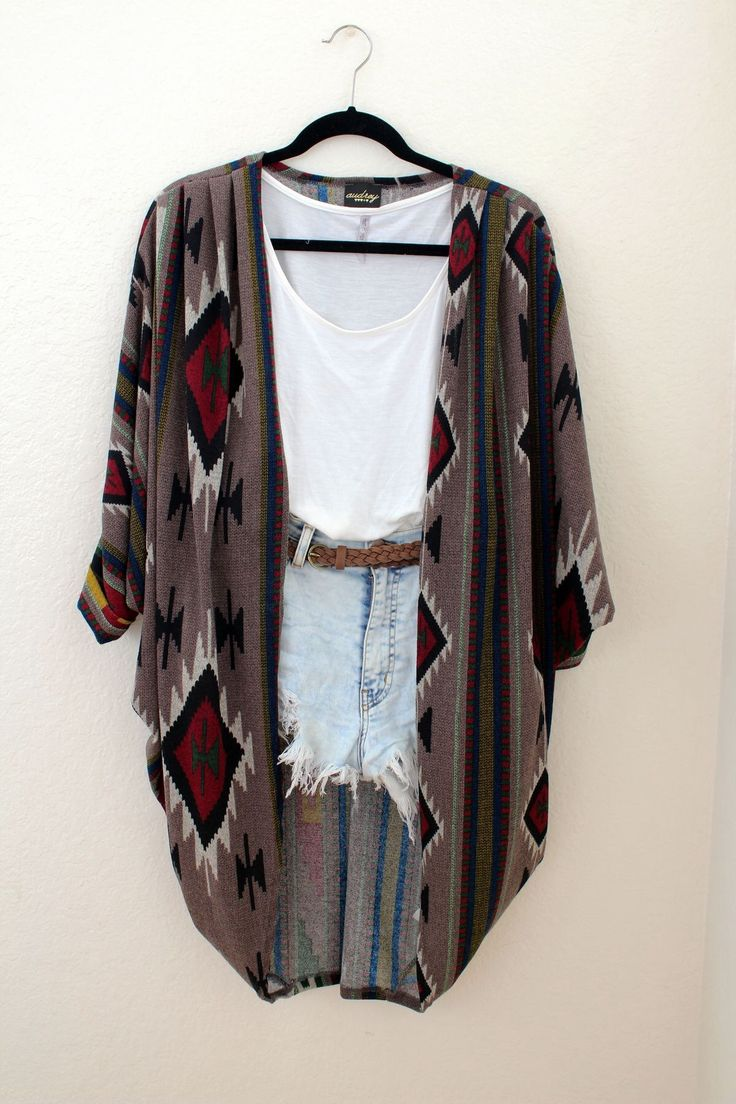 i love this except the shorts... i'd wear it with jeans or cropped jean capris. and brown toms.