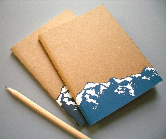 A journal for the mountaineer.