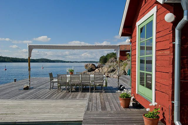 Cottage Of The Week Sweden Home Bunch An Interior
