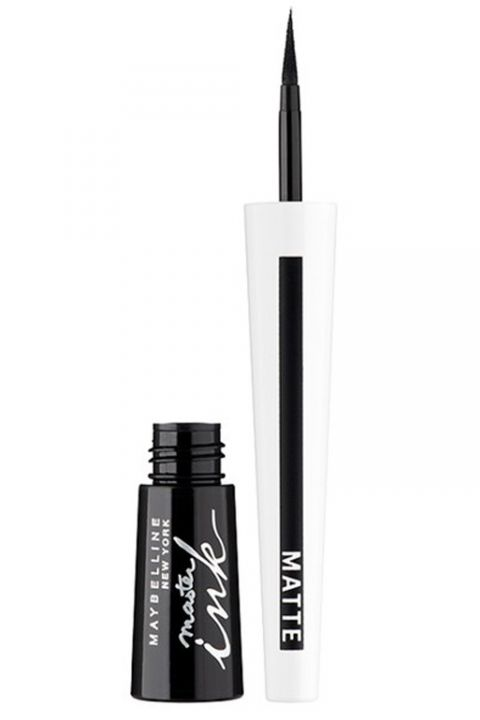 Best Liquid Eyeliner: Maybelline Master Ink Matte Liquid Eyeliner, £4.99