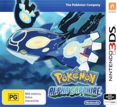3DS Pokemon Alpha... Check it out here!  http://www.thegamescorner.com.au/products/3ds-pokemon-alpha-sapphire?utm_campaign=social_autopilot&utm_source=pin&utm_medium=pin