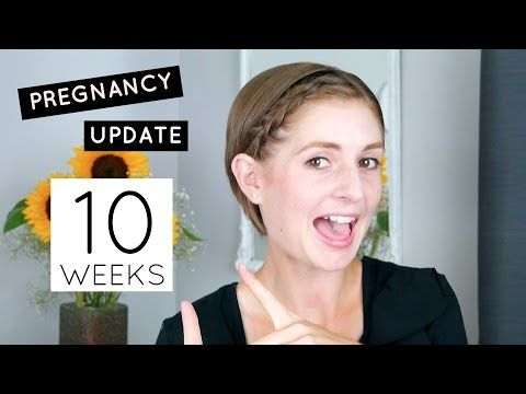 StyleNovice: 10 Week Pregnancy Update